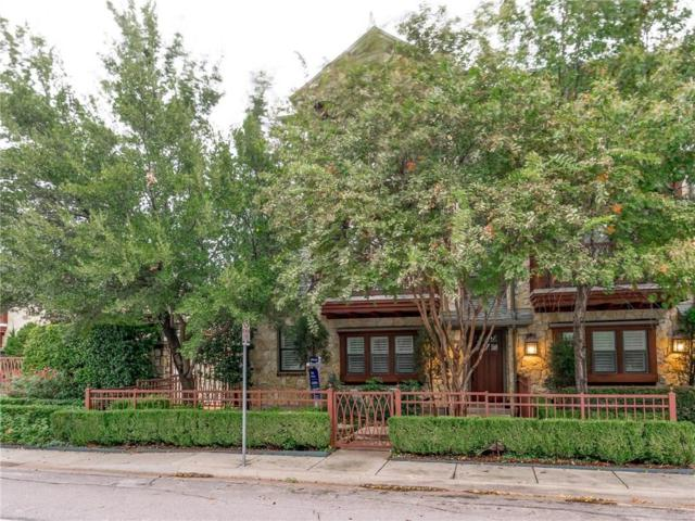 6406 Oriole Drive, Dallas, TX 75209 (MLS #13972155) :: Van Poole Properties Group