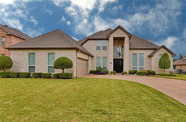 824 Muirfield Drive, Mansfield, TX 76063 (MLS #13972176) :: The Holman Group