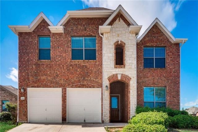 3441 Michelle Ridge Drive, Fort Worth, TX 76123 (MLS #13972188) :: RE/MAX Town & Country