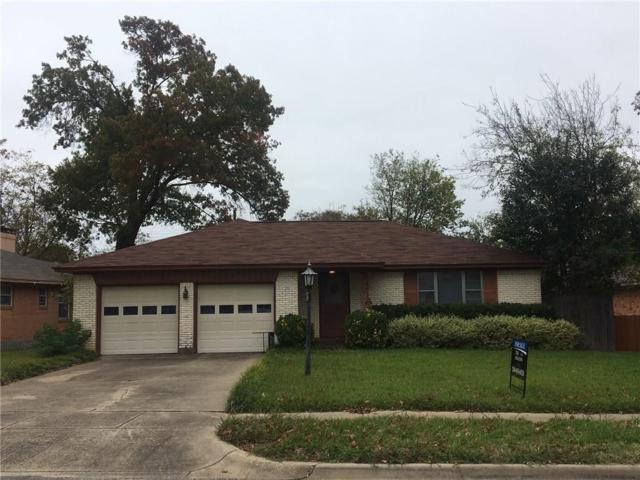 9656 Lynbrook Drive, Dallas, TX 75238 (MLS #13972279) :: The Hornburg Real Estate Group