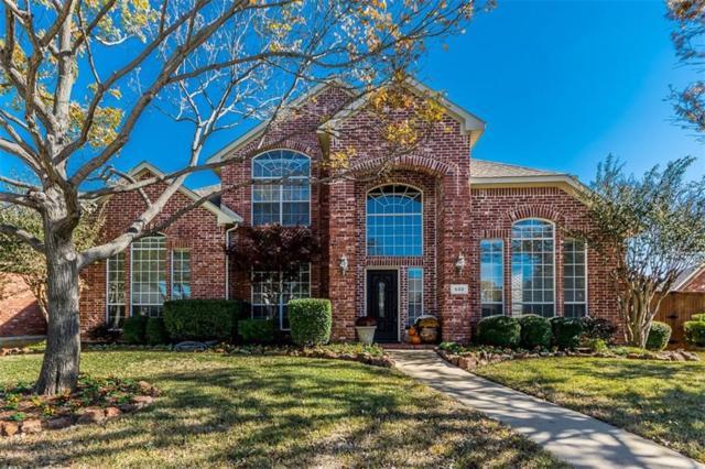 502 Potomac Lane, Allen, TX 75013 (MLS #13972333) :: Magnolia Realty