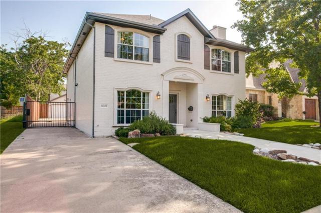 6323 Palo Pinto Avenue, Dallas, TX 75214 (MLS #13972355) :: Robbins Real Estate Group