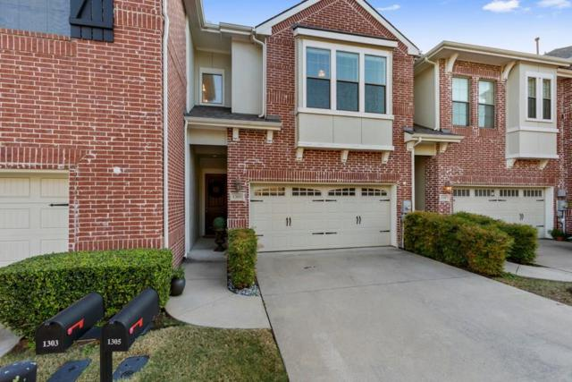 1305 Lake Vista Lane, Richardson, TX 75080 (MLS #13972358) :: Robbins Real Estate Group