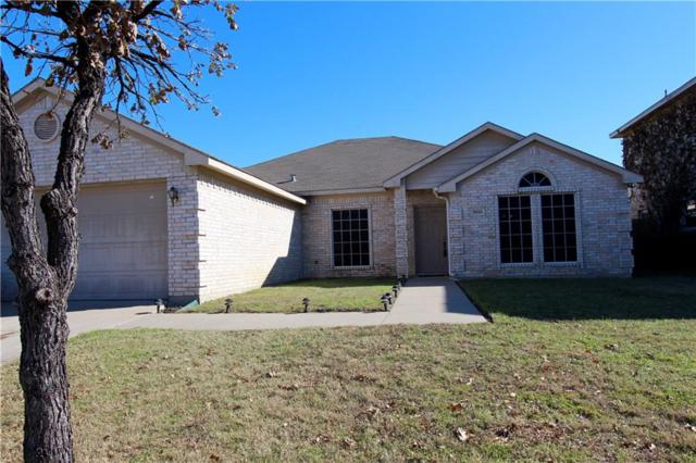 8020 Kathleen Court, Fort Worth, TX 76137 (MLS #13972374) :: Real Estate By Design