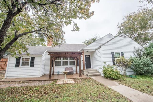 4016 Birchman Avenue Ave, Fort Worth, TX 76107 (MLS #13972401) :: Kimberly Davis & Associates