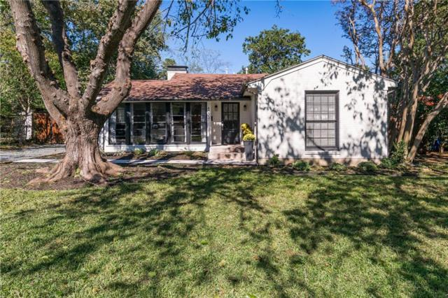4023 Rosa Road, Dallas, TX 75220 (MLS #13972402) :: The Mitchell Group