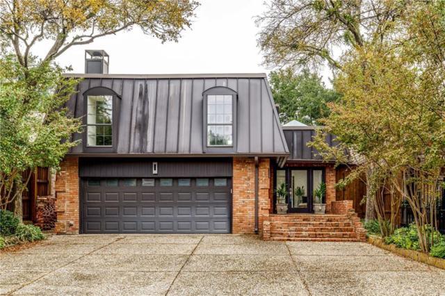 5005 Village Place, Dallas, TX 75248 (MLS #13972426) :: Robbins Real Estate Group