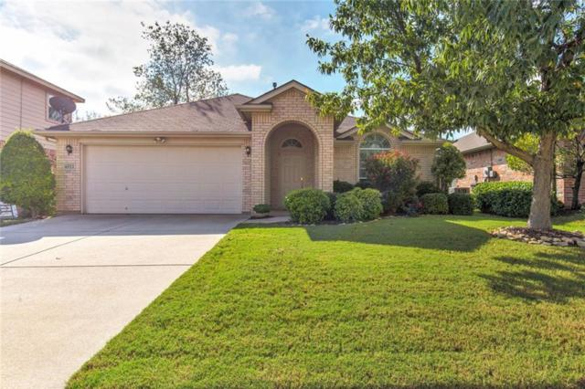 6521 Sierra Madre Drive, Fort Worth, TX 76179 (MLS #13972448) :: The Real Estate Station