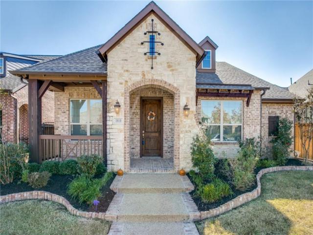 1010 Crystal Oak Lane, Arlington, TX 76005 (MLS #13972455) :: The Holman Group
