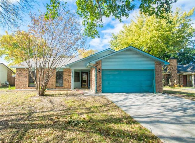 2521 Liberty Lane, Denton, TX 76209 (MLS #13972473) :: Baldree Home Team