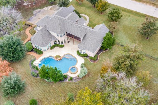 1600 Post Oak Court, Prosper, TX 75078 (MLS #13972476) :: Magnolia Realty