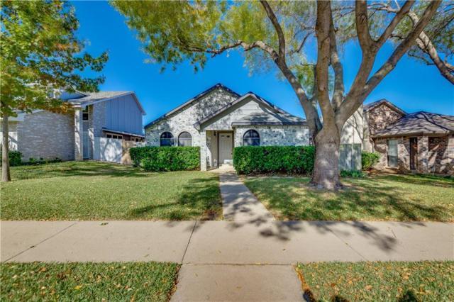 1327 Maplewood Drive, Lewisville, TX 75067 (MLS #13972477) :: Baldree Home Team