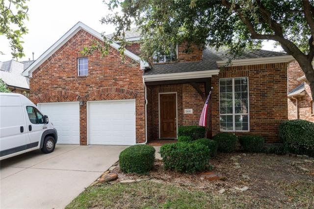 1190 Capital Drive, Lantana, TX 76226 (MLS #13972558) :: The Real Estate Station