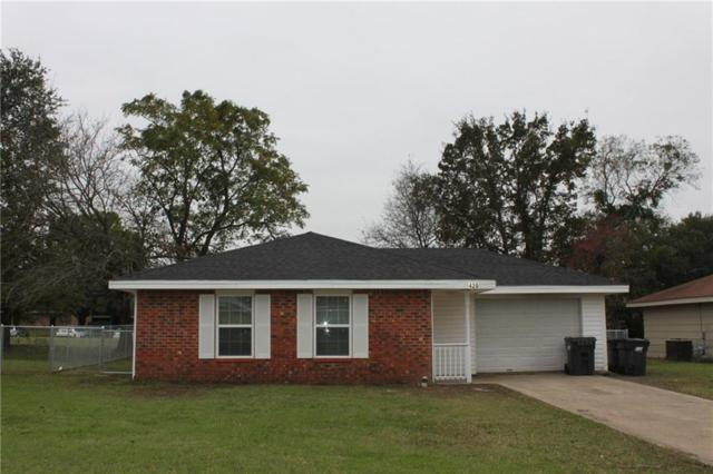 420 N 40th Street, Corsicana, TX 75110 (MLS #13972562) :: Baldree Home Team