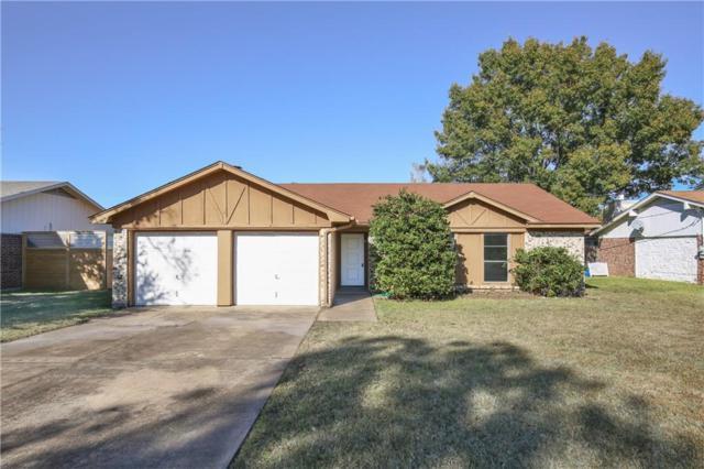 1109 Augusta Road, Benbrook, TX 76126 (MLS #13972564) :: Magnolia Realty