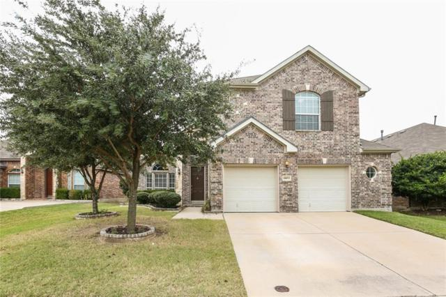 11853 Basilwood Drive, Fort Worth, TX 76244 (MLS #13972578) :: RE/MAX Town & Country