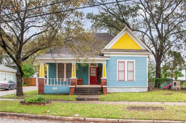 408 W Jefferson Street, Waxahachie, TX 75165 (MLS #13972590) :: The Sarah Padgett Team