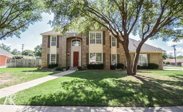 5302 Peppermill Lane, Abilene, TX 79606 (MLS #13972596) :: The Chad Smith Team