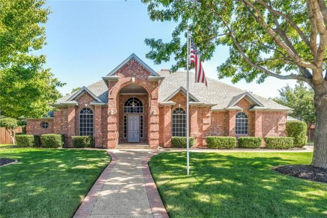 1075 Oasis Court, Southlake, TX 76092 (MLS #13972600) :: The Mitchell Group