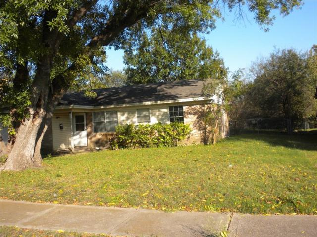 6224 Silvery Moon Drive, Dallas, TX 75241 (MLS #13972604) :: RE/MAX Town & Country