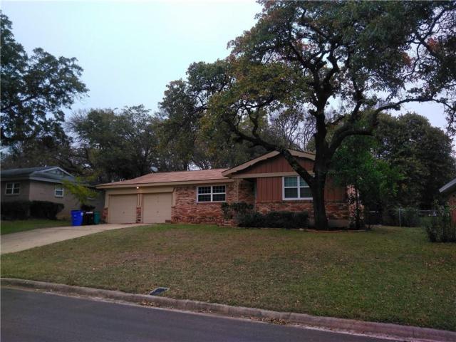 611 Oakwood Drive, Euless, TX 76040 (MLS #13972611) :: The Holman Group