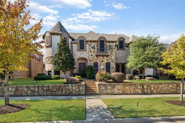 7593 Rawlins Lane, Frisco, TX 75036 (MLS #13972628) :: Real Estate By Design