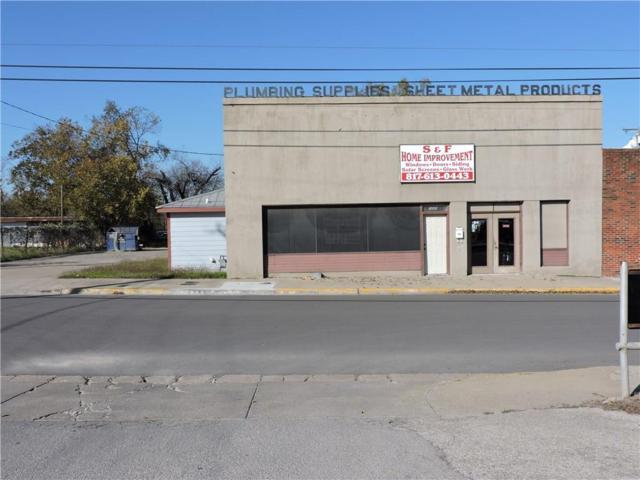 120 W Spring Street, Weatherford, TX 76086 (MLS #13972629) :: The Gleva Team