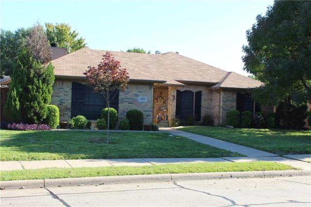 4102 Simmons Drive, Rowlett, TX 75088 (MLS #13972633) :: RE/MAX Landmark