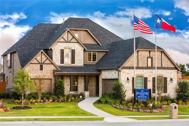 16308 Radstock Boulevard, Frisco, TX 75033 (MLS #13972655) :: RE/MAX Town & Country