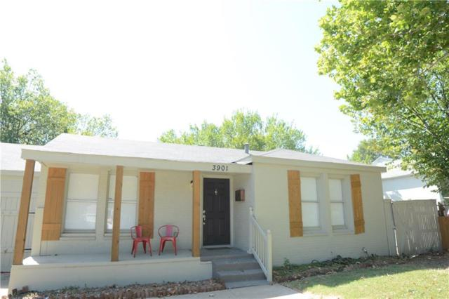3901 Winfield Avenue, Fort Worth, TX 76109 (MLS #13972667) :: The Holman Group
