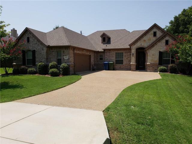 4613 Walnut Street, Flower Mound, TX 75028 (MLS #13972692) :: Baldree Home Team