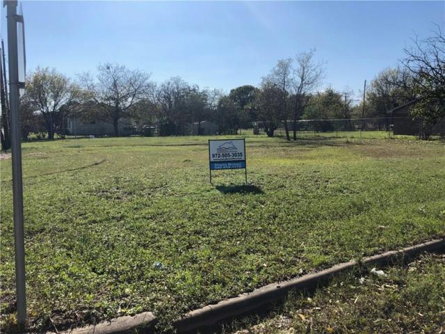 1500 4th Avenue, Mineral Wells, TX 76067 (MLS #13972712) :: The Chad Smith Team