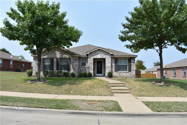 621 Candellia Drive, Desoto, TX 75115 (MLS #13972716) :: RE/MAX Pinnacle Group REALTORS