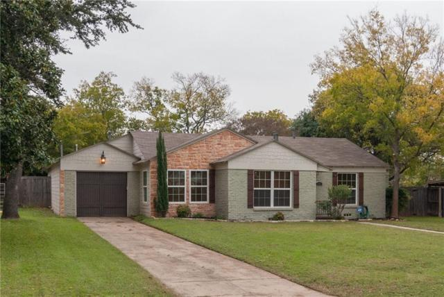 3566 Norfolk Road, Fort Worth, TX 76109 (MLS #13972722) :: The Sarah Padgett Team