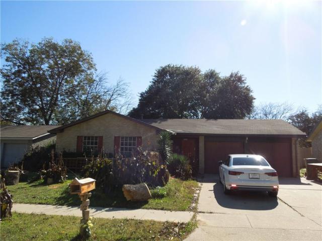 1204 Cedar Brush Trail, Arlington, TX 76014 (MLS #13972757) :: The Holman Group