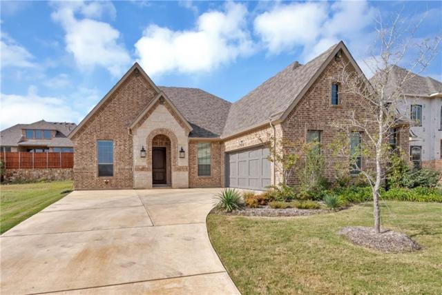 512 Stratton Drive, Keller, TX 76248 (MLS #13972763) :: Team Tiller