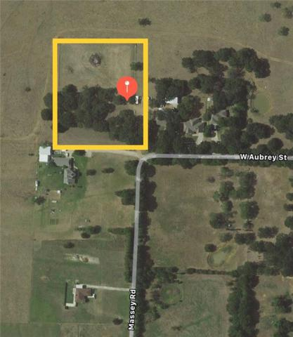 2.8 ac Massey Road, Pilot Point, TX 76258 (MLS #13972767) :: The Sarah Padgett Team