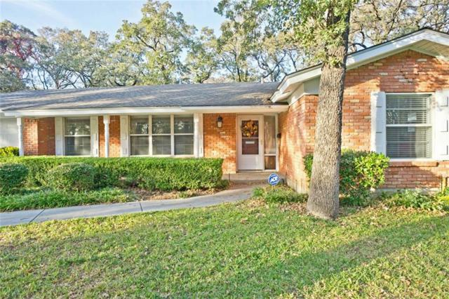 612 W Pleasantview Drive, Hurst, TX 76054 (MLS #13972784) :: The Holman Group