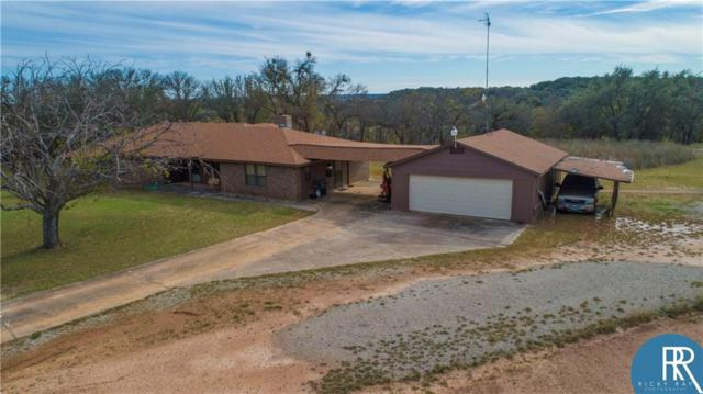 135 Big Hill Drive, Brownwood, TX 76801 (MLS #13972797) :: Baldree Home Team