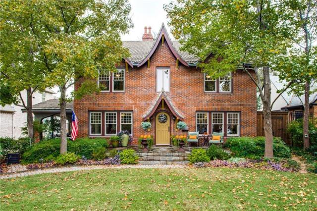 1206 N Clinton Avenue, Dallas, TX 75208 (MLS #13972853) :: Real Estate By Design