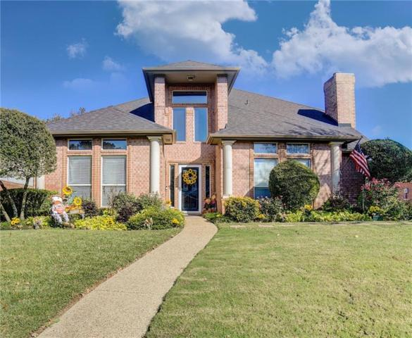 1302 Brook Arbor Drive, Mansfield, TX 76063 (MLS #13972866) :: The Holman Group