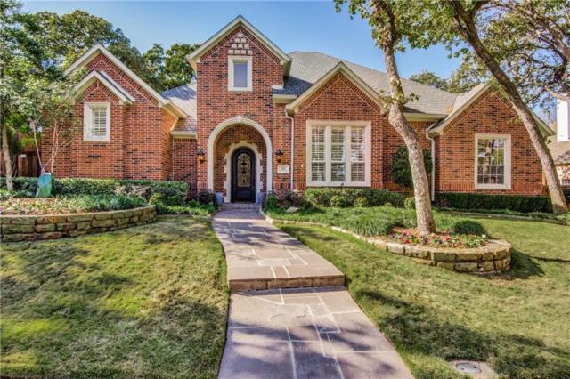 119 Tennyson Place, Coppell, TX 75019 (MLS #13972874) :: Kimberly Davis & Associates