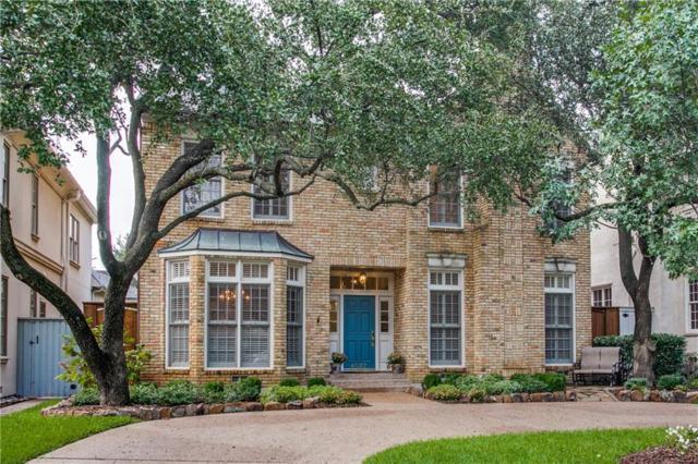 4037 Hanover Street, University Park, TX 75225 (MLS #13972880) :: Robbins Real Estate Group