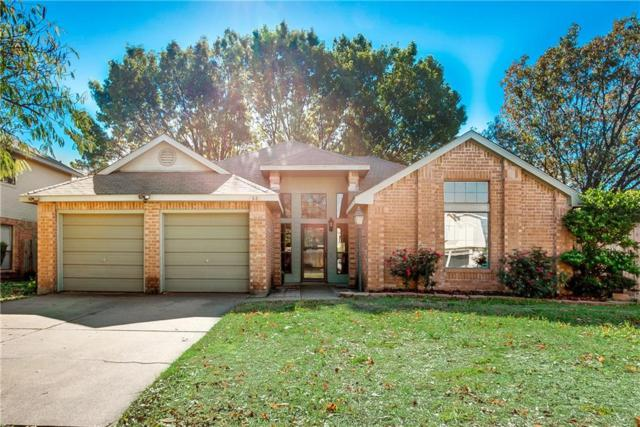 2881 Fenwick Street, Grand Prairie, TX 75052 (MLS #13972882) :: The Holman Group