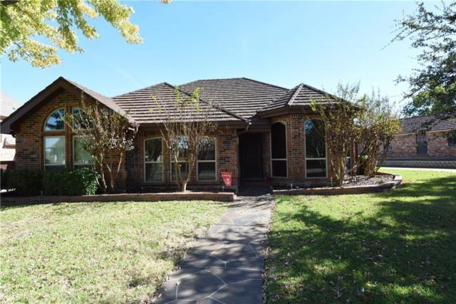 3220 Evan Drive, Hurst, TX 76054 (MLS #13972928) :: The Holman Group