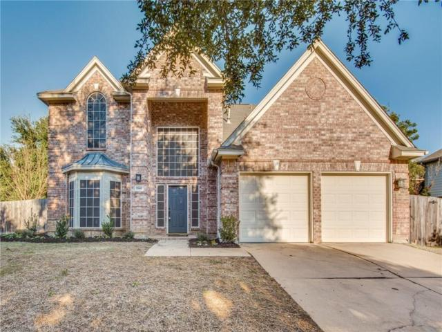 7840 Lake Meredith Way, Fort Worth, TX 76137 (MLS #13972929) :: The Chad Smith Team