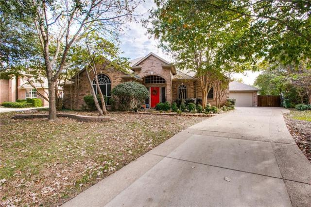 3614 Kings Court, Denton, TX 76209 (MLS #13972966) :: Baldree Home Team