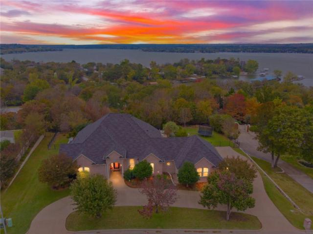 3613 Cliff View Loop, Weatherford, TX 76087 (MLS #13972979) :: The Mitchell Group