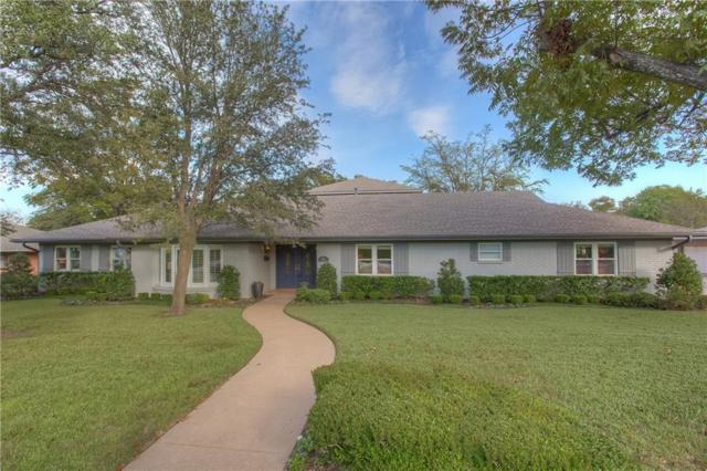 4155 Sarita Drive, Fort Worth, TX 76109 (MLS #13972984) :: RE/MAX Town & Country