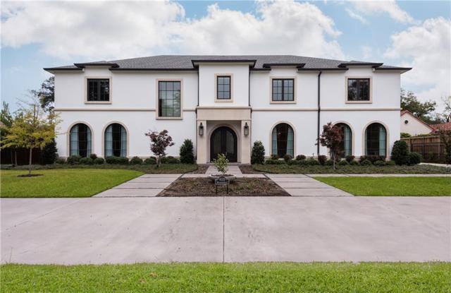 4215 Beechwood Lane, Dallas, TX 75220 (MLS #13973070) :: The Holman Group